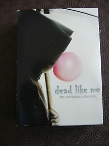 DEAD LIKE ME - THE COMPLETE COLLECTION -  DVD BOXED SET