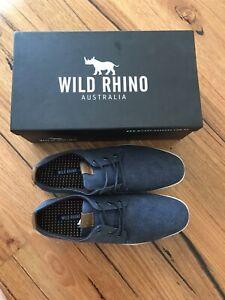 Wild Rhino Mens Shoes Size 11