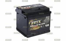 BOLK Batterie de démarrage 50ah / 420A pour RENAULT TWINGO MEGANE BOL-C021709E