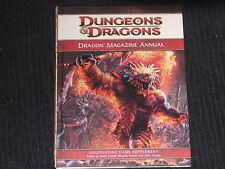 Dungeons & Dragons DRAGON MAGZINE ANNUAL D&D