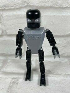 Genuine Sliver K'nex Man. Discontinued. Knex Robot Men.