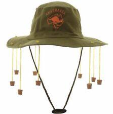 adulte Australien chapeau avec bouchons de Liège Déguisement pour hommes femmes