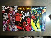 Batman Detective Comics 5 book lot #967,968,970,971,973 VF-NM (DC Rebirth, 2018)