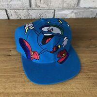 Vintage IZZY 1996 Atlanta Olympics The Game BIG LOGO Wool Hat Cap Snapback RARE