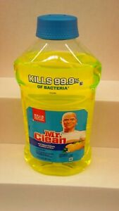 Mr.Clean Antibacterial Disinfectant*Citrus*(45oz)Kills 99.9% Virus Multi-Surface