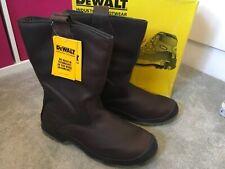 Dewalt rigger work boots UK 12 EU 46 vintage