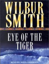 Wilbur Smith-Eye Of The Tiger  (UK IMPORT)  CASSETTE NEW