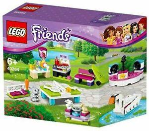 NEW LEGO Friends 40264 Build My Heartlake City Accessory Set RETIRED