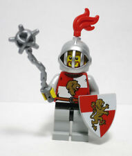 Lion Knight Quarters Sword Shield 852921 7950 Kingdoms Castle Lego Minifigure