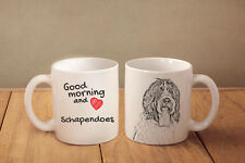 "Schapendoes - ein Becher ""Good Morning and love"" Subli Dog, AT"