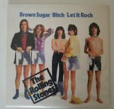 The Rollings Stones RSD 2011 Single Numbered #4966 New Brown Sugar more vinyl
