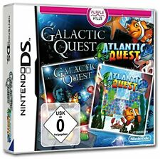 Atlantic Quest + Galactic Quest (NINTENDO DS) NEU