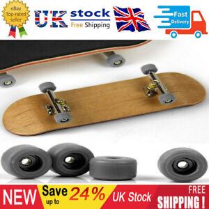 Professional Kids Complete Wooden Mini Fingerboard Finger Skate Board Maple Toys