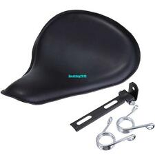 Solo Selle Seat Siège & Ressorts Support Kit Pour Harley Chopper Bobber Custom