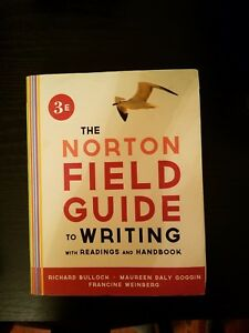 The Norton Field Guide to Writing, with Readings and Handbook by Maureen Daly G…