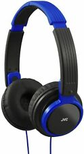 JVC Blue Headphones