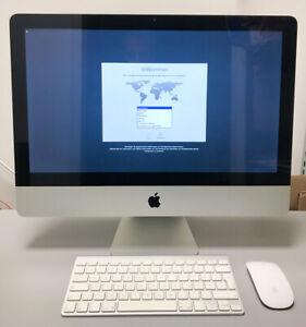 "Apple iMac 21.5"", Core i5 2.5 GHz, 16 GB RAM, 256 GB SSD - A1311"