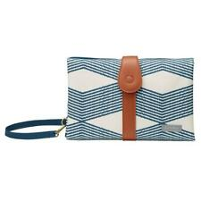JJ Cole Baby Nappy Diaper Changing Clutch Pad - Navy Twine