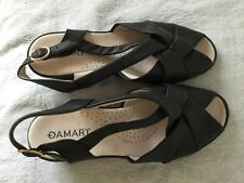 Slingback Sandals UK 6 New Coussin D'air by Damart