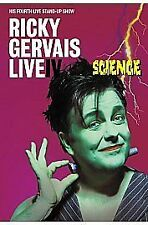 Ricky Gervais Live: Science - New DVD