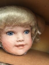 NIB!!! Treasury Collection Premier Edition porcelain doll