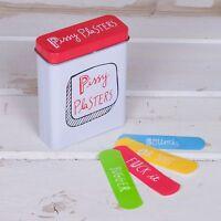 Pissy Plasters Tin Funny Novelty Christmas Secret Santa Gift Ideas for Her Him