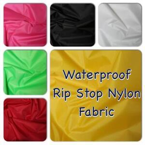 "WATERPROOF Rip Stop fabric - Kite Fabric,lightweight, 150cm/60"" Wide - Per Metre"
