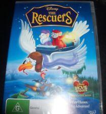 The Rescuers - Walt Disney (Australia Region 4) DVD – New