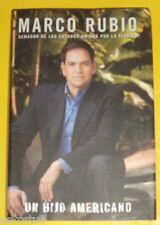 Marco Rubio Un Hijo Americano 2012 First Edition NEW Biography Great Pics See!