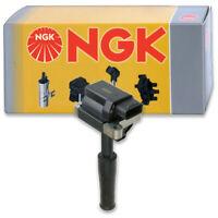 1 pc NGK Ignition Coil for 1997-2002 Jaguar XK8 4.0L V8 - Spark Plug Tune Up lx