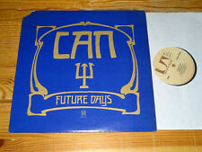 CAN - FUTURE DAYS (UA-LA213-F) / USA UNITED-ARTISTS VINYL-LP 1974 (EX)