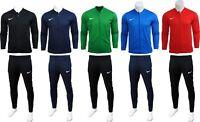 Nike Academy 16 Knit 2 Men's Dry Football Soccer Training Full Tracksuit Jacket