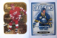 1998-99 Be A Player M3 Ciccarelli Dino  milestones  wings