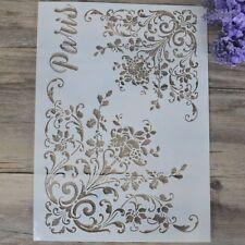 Wall Painting Scrapbooking Layering Stencils Embossing Template Stamp