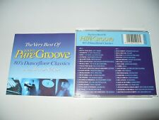 PURE GROOVE-Very Best of 100% Pure Groove  1998) 2 cd-38 TRACK cds are excellent