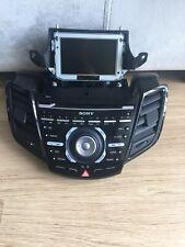 FORD FIESTA ST 180 MK7 2013-2017 SONY STEREO RADIO CD PLAYER SAT NAV KIT