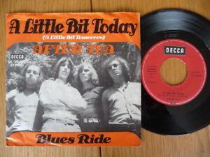 "7""  After Tea – A Little Bit Today, A Little Bit Tomorrow Germany 1969"