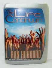 Ron Hubbard THE LIFE CONTINUUM CD Set Audiobook Scientology SEALED