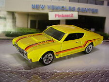 2017 Multi Pack '69 MERCURY CYCLONE GT 428✿yellow-orange;5sp∞LOOSE∞Hot wheels