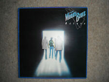 THE MOODY BLUES. OCTAVE. 1978 + INSERT. RARE LP. EXC