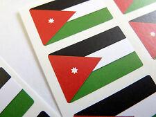 Mini paquete de pegatinas, Autoadhesiva Jordan Bandera Etiquetas, fr152