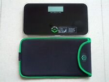 NewlineNy Mini Bathroom Scale+Travel Protection Case: Sbb0718Mbk+Bag