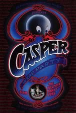 CASPER film Industrial Light Magic scarce 1989 WRAP PARTY Fillmore poster