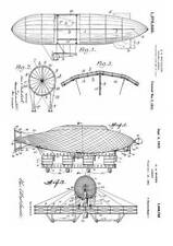 Zeppelin Airships USA 1910-1929, 220 Patents