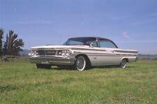 521006 1960 Pontiac Bonneville A4 Photo Print