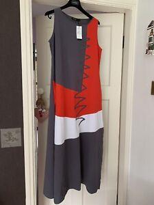 Long Zanzea Sleeveless Dress Size L