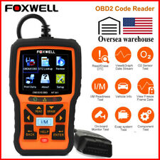 NEW Automotive Code Reader OBD2 Engine Scanner Diagnostic Fault Reset Tool NT301
