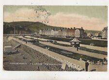 Powderham Terrace Teignmouth Devon 1909 Postcard 529b