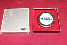 Baker Packers Lufkin OD Measuring Tape Oil Well Field Tools Advertising Pocket
