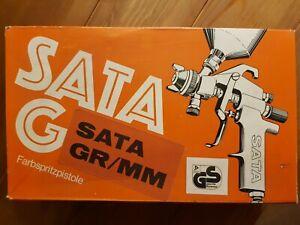 SATA GR 1.5mm duze Spray Gun NEW